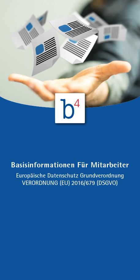 Datenschutz bei b4
